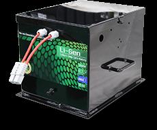 Battery 48v100 LFP
