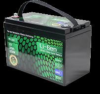Lithium Li100 Battery