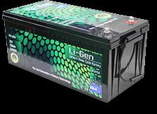 Lithium Li200 Battery
