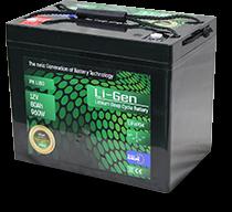 Lithium Li80 Battery
