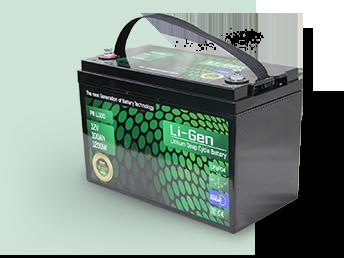 Lithium Battery P3