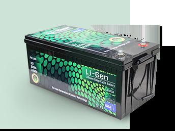 Lithium Battery P4