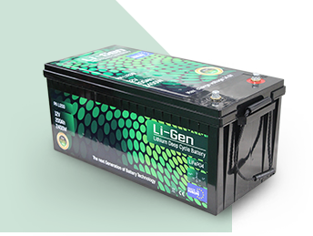 Lithium battery P5